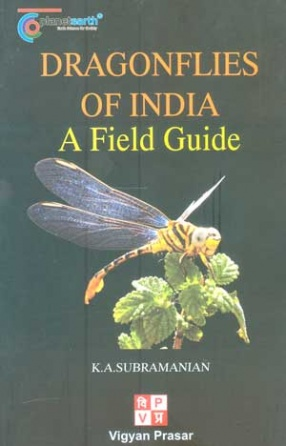 Dragonflies of India: A Field Guide