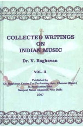 Collected Writings on Indian Music (Volume II)