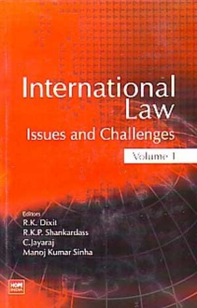 International Law: Issues and Challenges ( In 2 Volumes)