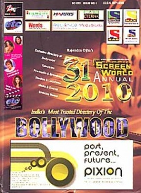 31st Screen World Annual, 2010: Indias most Trusted Directory of the Bollywood