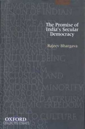 The Promise of India's Secular Democracy