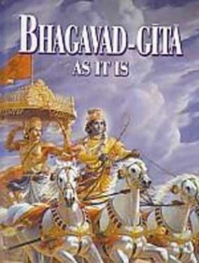 Gitopanishad, Bhagavad-Gita, As It Is