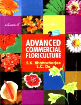 Advanced Commercial Floriculture ( In 2 Volumes)