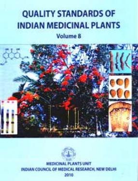 Quality Standards of Indian Medicinal Plants (Volume 8)