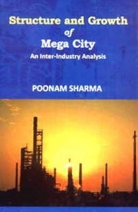 Structure and Growth of Mega City: An Inter-Industry Analysis