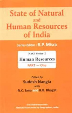 State of Natural and Human Resources of India: Human Resources (In 2 Volumes)