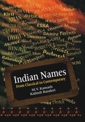Indian Names: From Classical to Contemporary