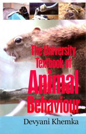 The University Textbook of Animal Behaviour (In 2 Volumes)