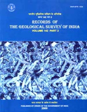 Records of The Geological Survey of india (Volume 142, Part ii)