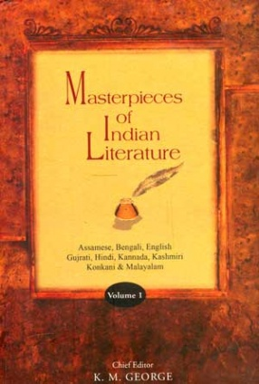 Masterpieces of Indian Literature (In 3 Volumes)