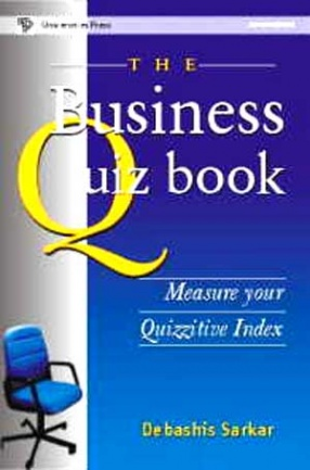 The Business Quiz Book: Measure Your Quizzitive Index