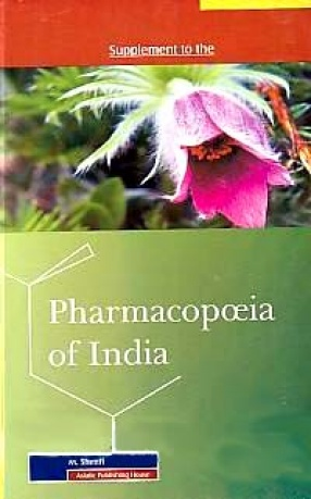 Supplement to the Pharmacopia of India (In 2 Volumes)