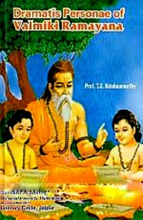 Dramatis Personae of Valmiki Ramayana
