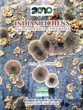 Indian Lichens : An Annotated Checklist