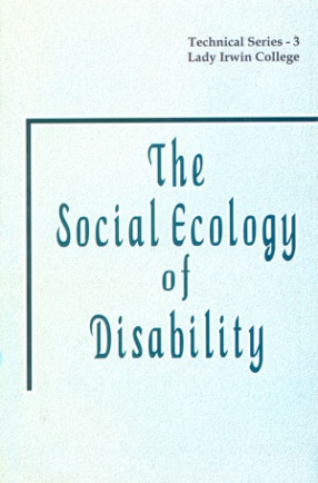 The Social Ecology of Disability