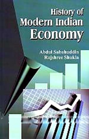 History of Modern Indian Economy