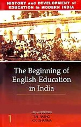 History and Development of Education in Modern India (In 5 Volumes)
