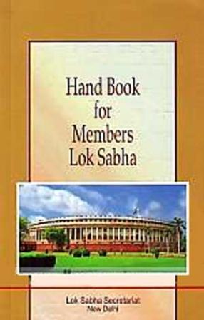 Handbook for Lok Sabha Members
