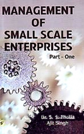 Management of Small Scale Enterprises (In 2 Volumes)