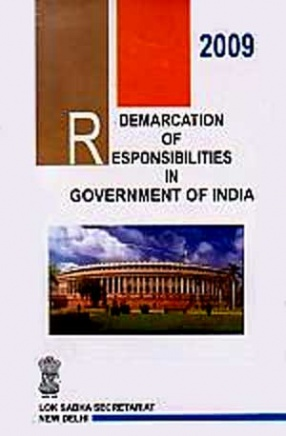 Demarcation of Responsibilities in Government of India