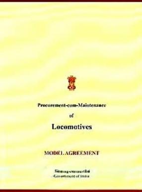 Procurement-cum-Maintenance of Locomotives: Model Agreement