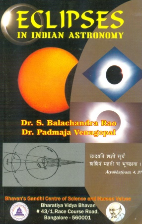 Eclipses in Indian Astronomy