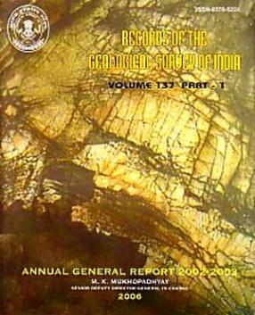 Annual General Report, 2002-2003, (Volume 137, Part 1)