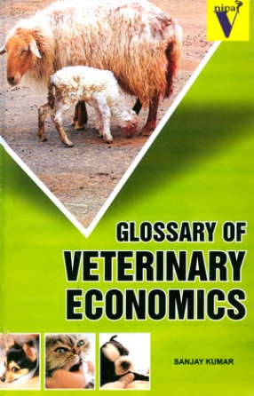Glossary of Veterinary Economics