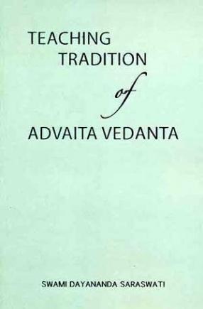 Teaching Tradition of Advaita Vedanta