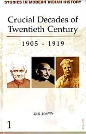 Crucial Decades of Twentieth Century (In 4 Volumes)
