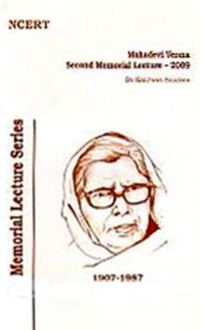Mahadevi Verma Second Memorial Lecture, 2009