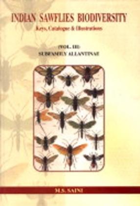 Indian Sawflies Biodiversity: Subfamily Allantinae: Keys, Catalogue and Illustrations, Volume 3