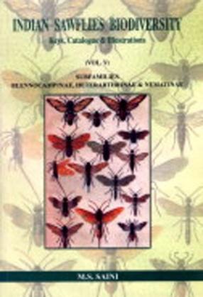 Indian Sawflies Biodiversity: Subfamilies Blennocampinae, Heterarthrinae and Nematinae: Keys, Catalogue and Illustrations, Volume 5