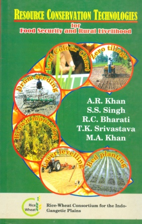 Resource Conservation Technologies for Food Security and Rural Livelihood