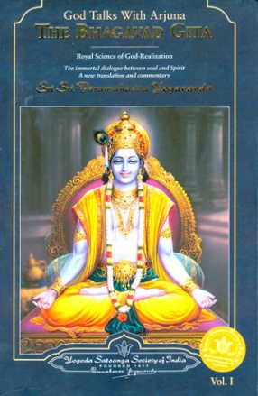 God Talks with Arjuna: The Bhagavad Gita (In 2 Volumes)