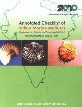 Annotated Checklist of Indian Marine Molluscs: Cephalopoda, Bivalvia and Scaphopoda, Part I