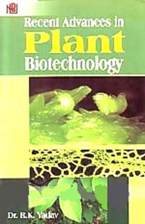 Recent Advances in Plant Biotehnology