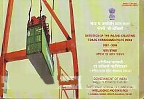Statistics of the Inland Coasting Trade Consignments of India, 2007-2008
