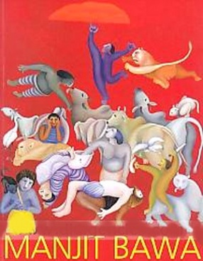 Readings: Manjit Bawa