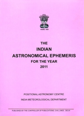 The Indian Astronomical Ephemeris for the Year 2011