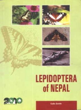 Lepidoptera of Nepal