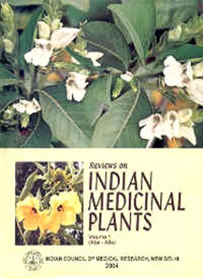 Reviews on Indian Medicinal Plants, Volume 8: Cr-Cy