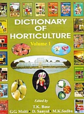 Dictionary of Horticulture: Pseudosasa - Solidago, Volume 9