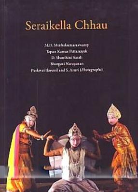 Seraikella Chhau (With CD)