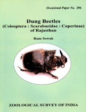 Dung Beetles (Coleoptera: Scarabaeidae: Coprinae) of Rajasthan