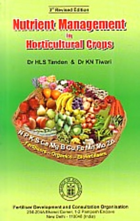 Nutrient Management in Horticultural Crops