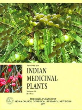 Reviews on Indian Medicinal Plants, Volume 10: Ec-Ex