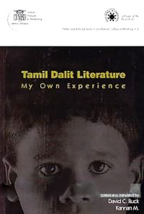 Tamil Dalit Literature: My Own Experience