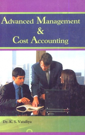Advanced Management and Cost Accounting