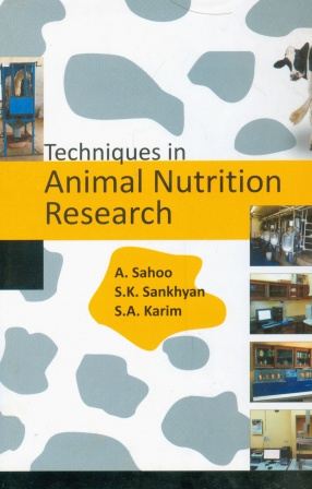 Techniques in Animal Nutrition Research